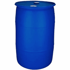 New 55 Gal Water Barrel | <br>Free Shipping