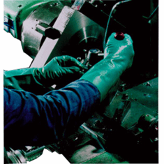 Nitrile Chemical Safety Gloves
