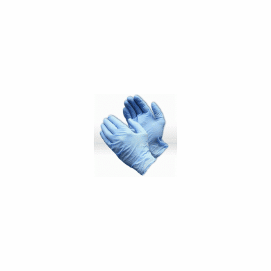 Nitrile Disposible Powder-Free Gloves Medium 100 Pack/50 Pair