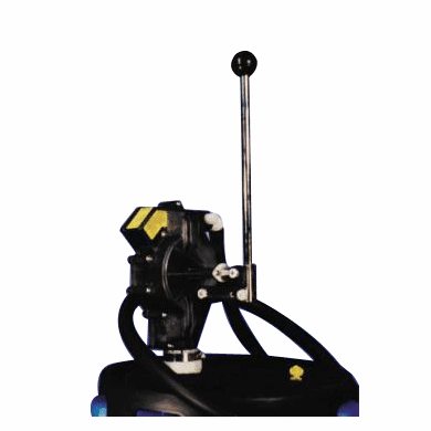 Nitrile Polyester High Output Corrosion Resistant Transfer Pump