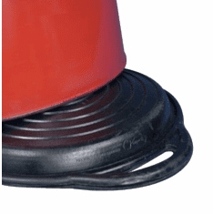 No-Bounce Rubber Mat Makes Unloading Drums Easy DISCONTINUED