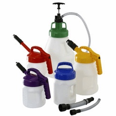 Oil Safe Containers and Accessories