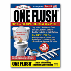 One Flush Test Kit