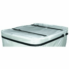 Optional insulated top cover For Tote Tank/IBC Heater