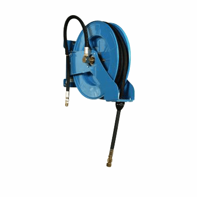ORION® Heavy Duty Open Hose Reels, 30' Reel with Hose
