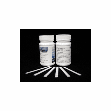 OxyStix™ -Test Strips for Purogene Water Treatment <br> <font color=green>Free Shipping</font>