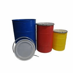 Plastic Drums Super Heavy Duty Open Head  in Colors