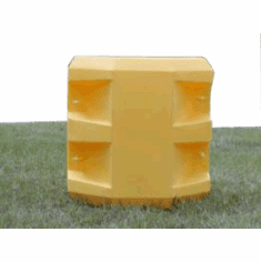 Plastic Short Column Protector DISCONTINUED