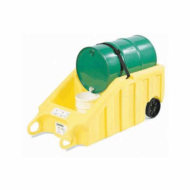 Poly-Dolly Cradles Dispenses Secondary Containment, Standard Model