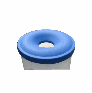 Polyethylene Recycling Lid