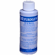 Purogene Water Treatment Preserver4 oz<br> <font color=green>Free Shipping</font>