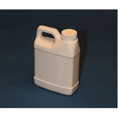 Quart Bulk Packed F Style Polyethylene Bottles,6 Case Pack
