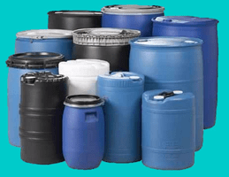 Reconditioned Used Plastic Drums