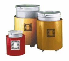 Recoverall™ Spill Containers  Red  18 x 17 1/2  Stationary discontinued