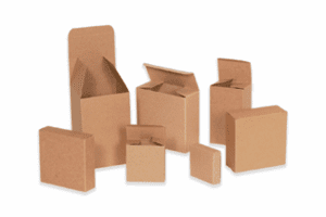 Reverse Tuck Chipboard Cartons