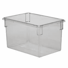 """Rubbermaid Food Boxes Clear Color 