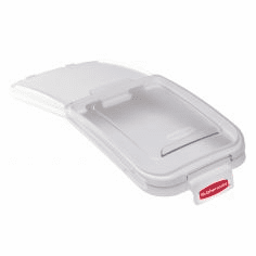 Rubbermaid Ingredient Bins Sliding Bin Lid w/32oz Scoop, Fits 83602-88