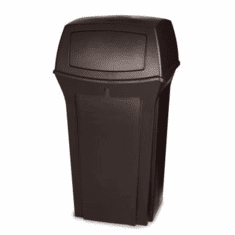 Rubbermaid Ranger Classic 35 Gallon Container with Door