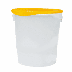 Rubbermaid Round Food Storage Containers and Lids