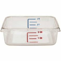 Rubbermaid Square Food Storage Containers