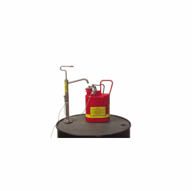 Safety Carbon Steel Drum Pump