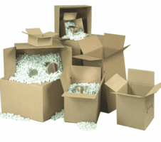 Shipping Packing Supplies & Corrugated Cardboard Boxes