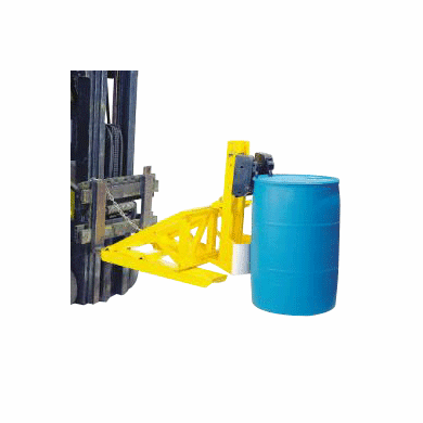 Single Drum, Single Clamping Mechanism Heavy-Duty Handling