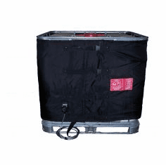 Single Zone - Blanket Heater for Plastic IBC