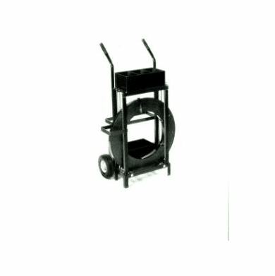 Specialty Strapping Cart 3 Coils Ribbon Wound Steel