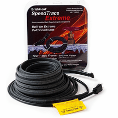 """SPEEDTRACE PRE-TERMINATED SELF-REGULATING HEATING CABLE<br><font color=""""#008000"""" >Free Shipping</font>"""