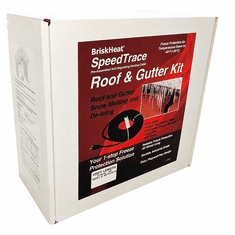 """SpeedTrace Roof & Gutter Kits<br><font color=""""#008000"""" >Free Shipping</font>"""