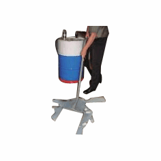 Spill Recovery Two-Way Liquid Vacuum/Pump System