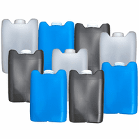 Square Closed-Head Plastic Jugs