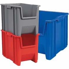 Stak-N-Stor Containers Bins