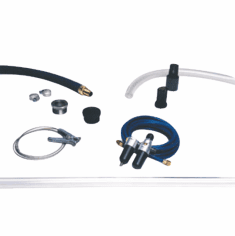 Static Protection Kit with Hose Barb