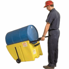 Stationary All-Poly Cradles Catch Drips DISCONTINUED