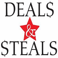 Steals & Deals, <br>Freebies & Overstock