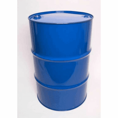 Steel Drum 55 Gal Closed-Top | Black, Gray Or Black with Rust Inhibitor