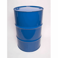 Steel Drum 55 Gal Closed-Top  Black-Rust Inhibitor Lining