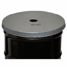 Steel Recycling Drum Cover -(Cover ONLY) CLEARANCE