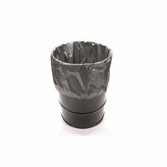 Steel Tuff Liners - Economical Trash Liners 40 � 45 Gallon Capacity 50 Pack