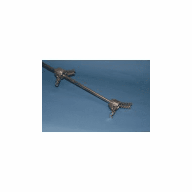 """Swing T-Style Double Mixer Blade for 55 Gallon TH Barrel-36"""" Shaft"""