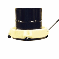 T-Handle for Spill Scooter Drum Dolly