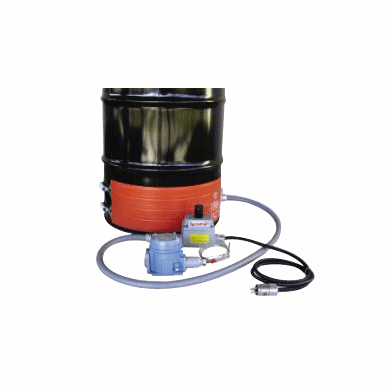 T3 Rating - Hazardous Area Drum Heaters