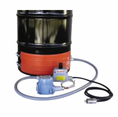 T4A Rating - Hazardous Area Drum Heaters
