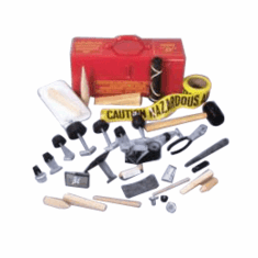Tank and Rail car Leak Repair Kits Steel Tools