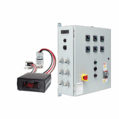 """Temperature Controllers   All applications that require heat must be controlled.<br><font color=""""#008000"""" >Free Shipping</font>"""