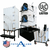 Tote-A-Lube Storage and Dispensing System