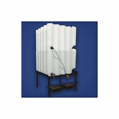 Tote A Lube Storage and Dispensing System, 2 - 180 Gallon tanks