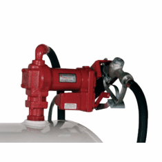 Tuthill Mobile Re-Fueling Pump, Pump with Flowmeter